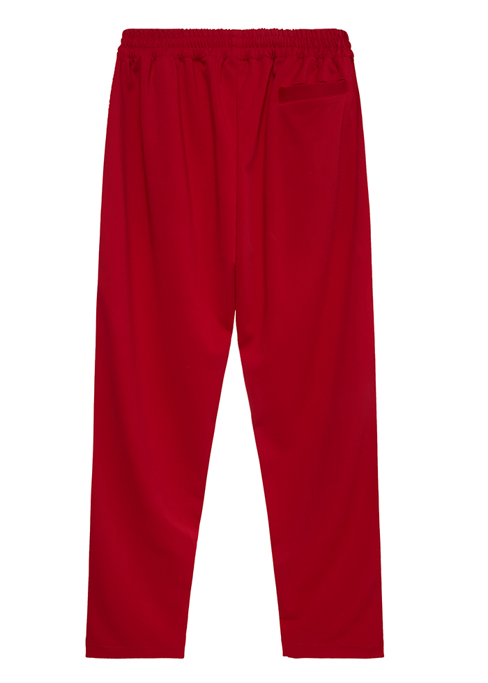 CLASSIC TRACK PANTS – RED