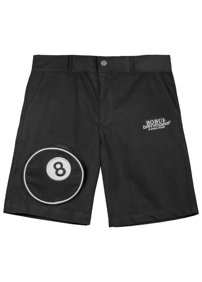 BXD – BALL POCKET SHORT/BLACK